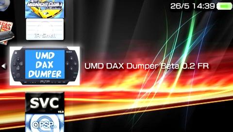 umd dax dumper